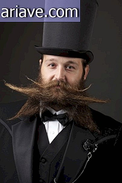 Championship brings together the world's most extravagant beards and mustaches